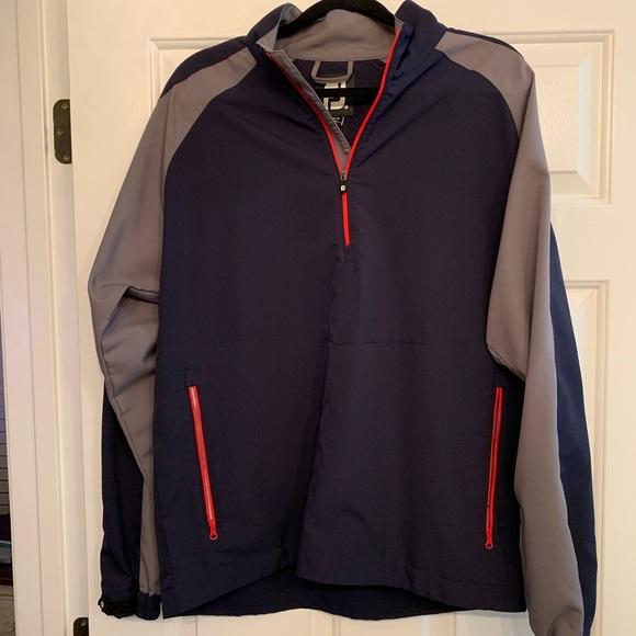ab729251 FootJoy Men's Sport Windshirt